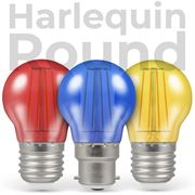 LED Filament Harlequin