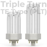 CFL Triple Turn TE Type