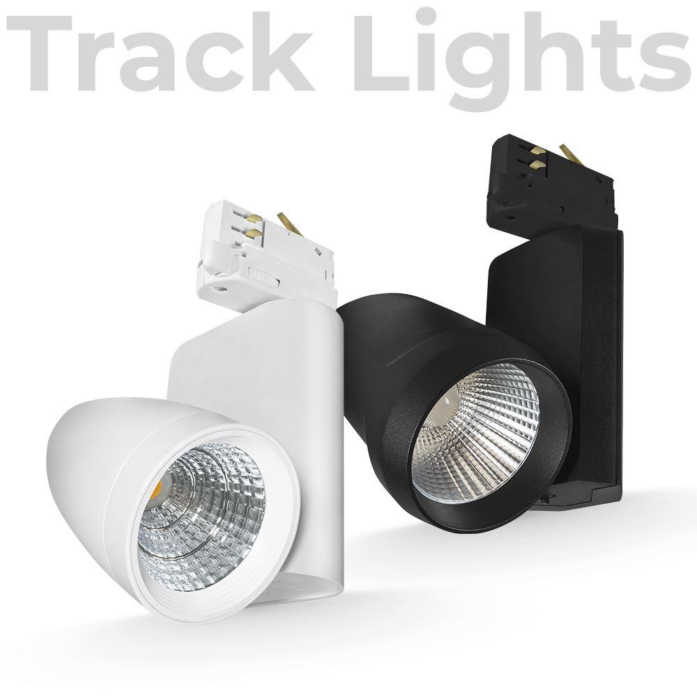 Track Lights Crompton Lamps Ltd
