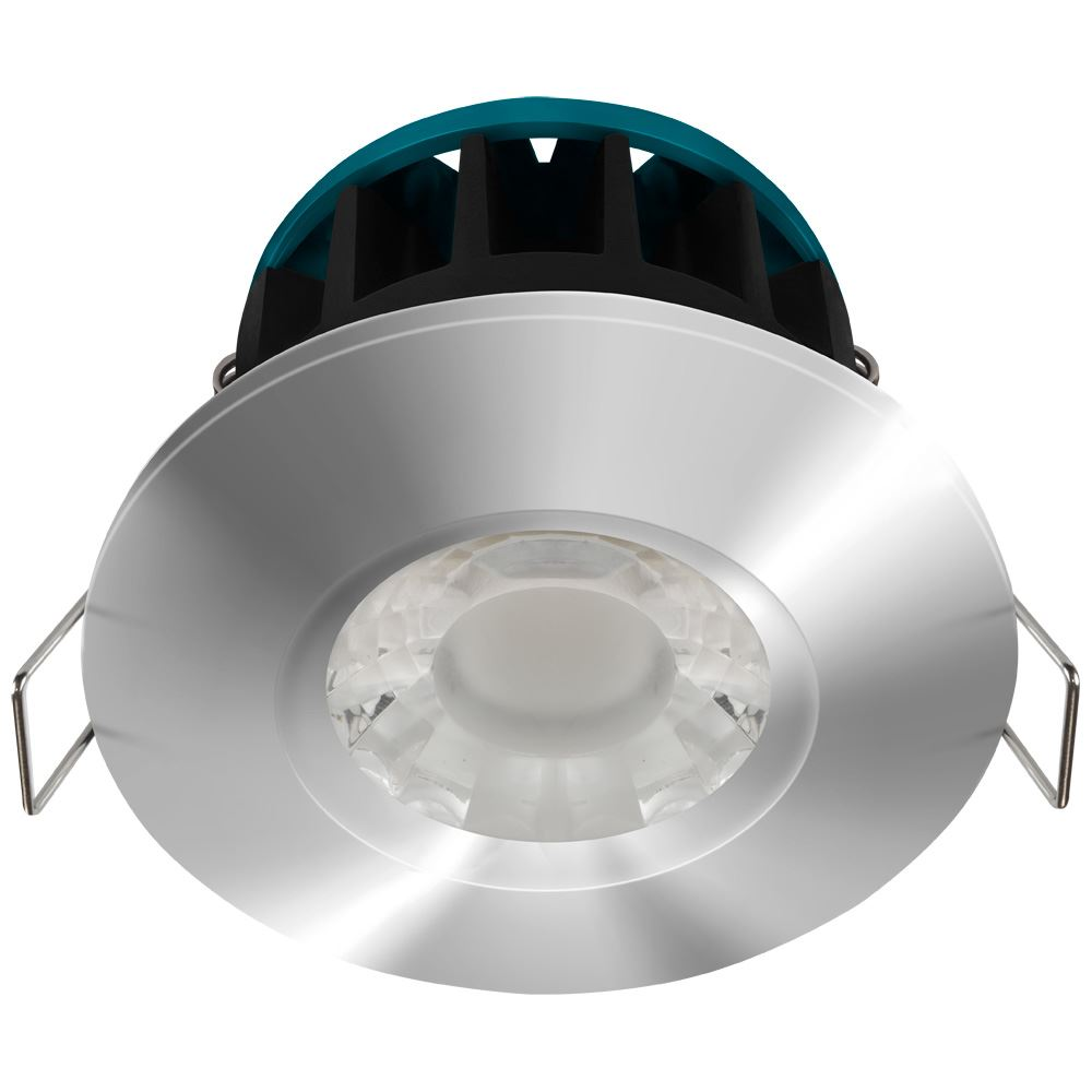 11175 - Firesafe 2 LED Downlight All-in-One Dimmable 10W Tri-Colour Select