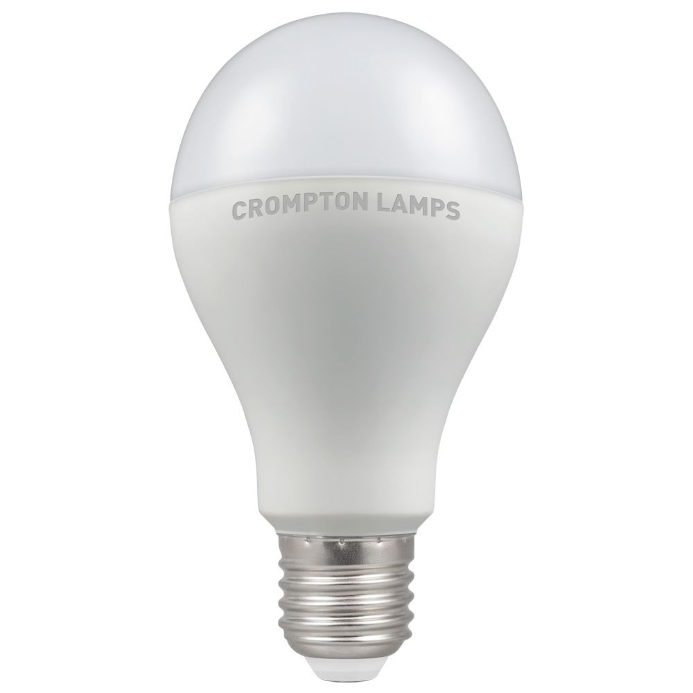 5723 - LED GLS Thermal Plastic 17.5W Dimmable 2700K ES-E27
