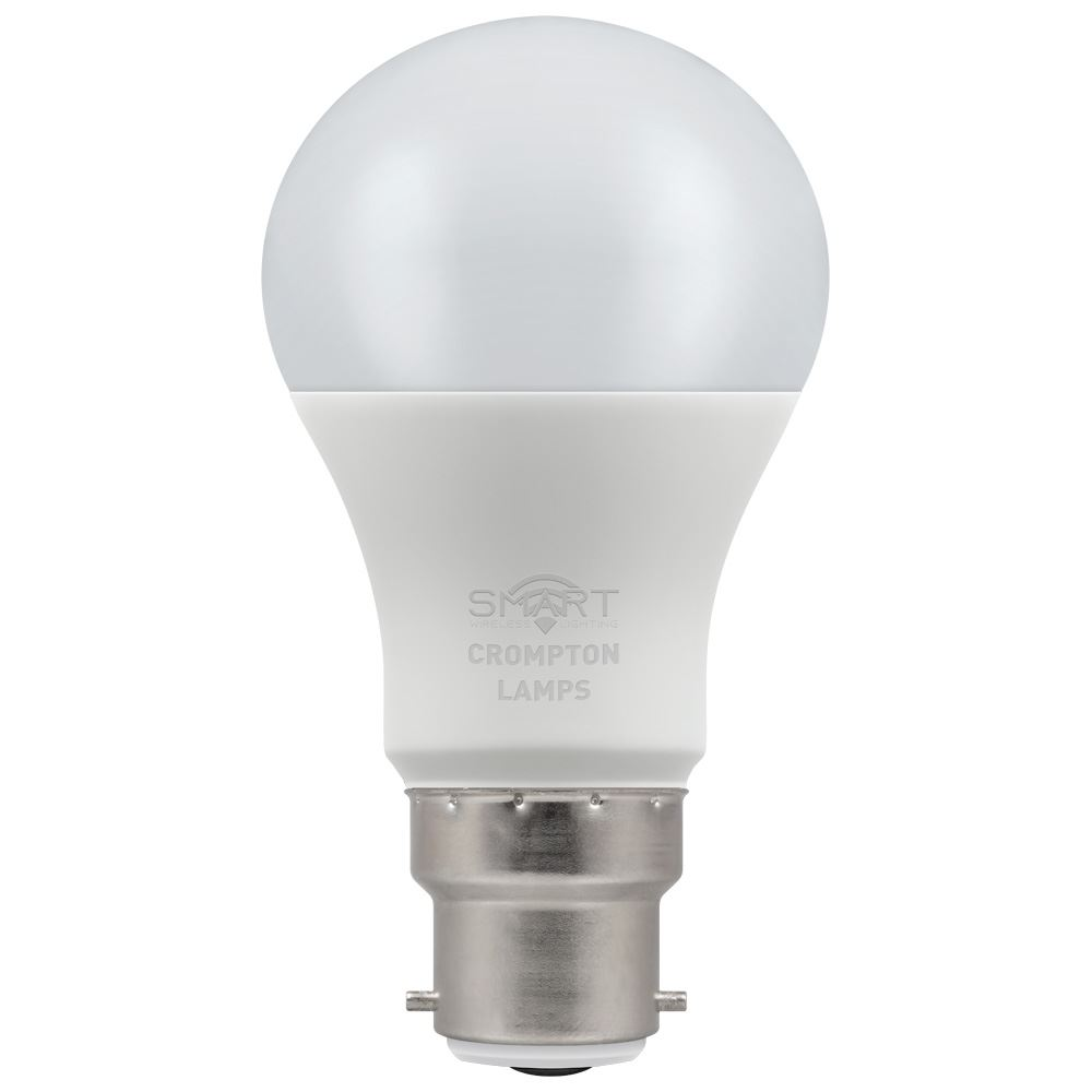 12301 - LED Smart GLS Thermal Plastic Dimmable 8.5W 3000K BC-B22d