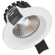 Astra Round Recessed Dimmable Downlight 8W 4000K-9523