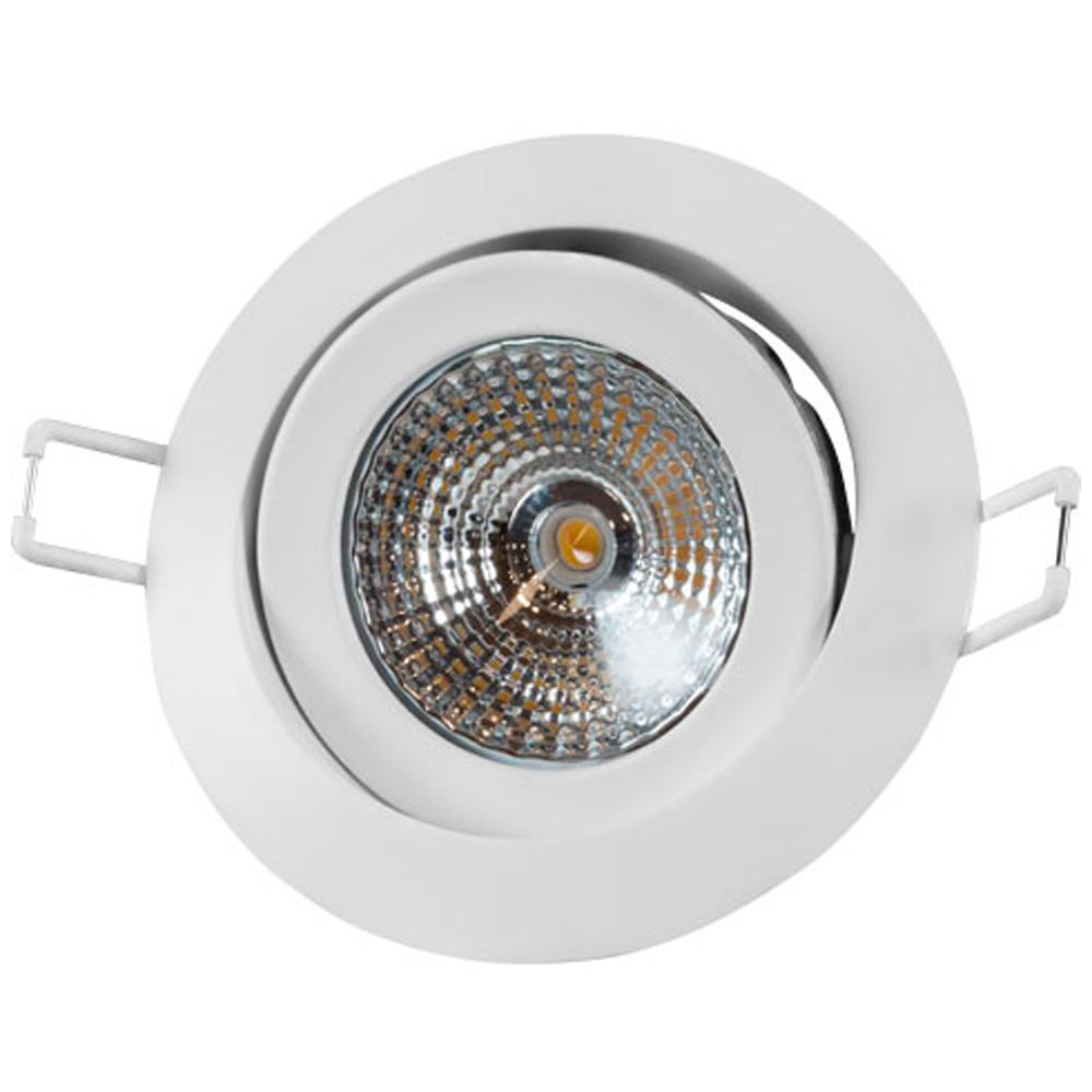 innovative design c3187 75a21 9981 - Iris Sunset Dim LED Adjustable Downlight 11.5W 3000K ...
