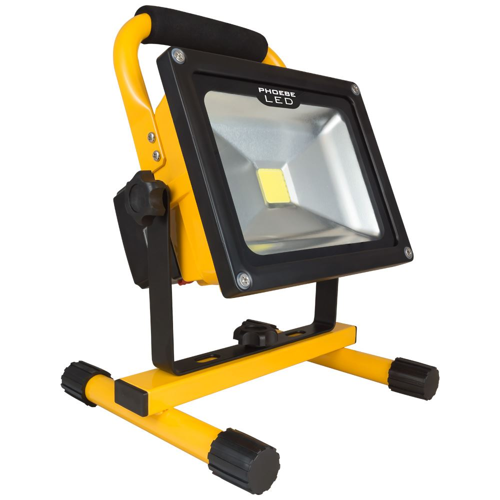 PhoCarry LED Portable Worklight (IP65) 20W 6000K