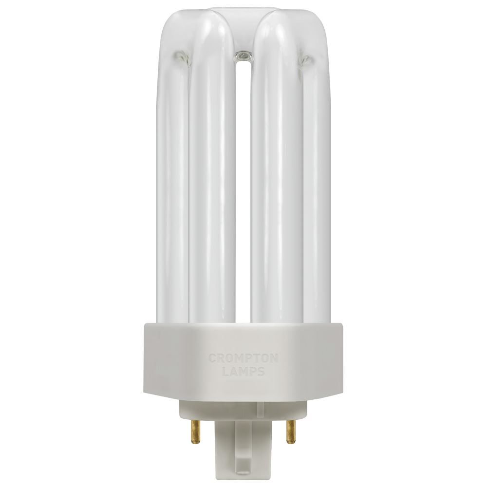 Crompton Lamps Compact Light Bulb G24q-2 18 W