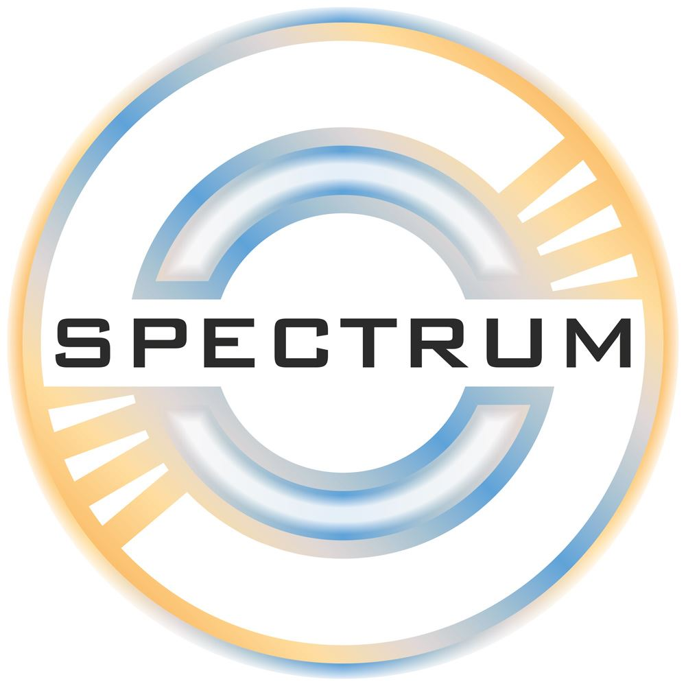 Spectrum-Tuneable White-Logo