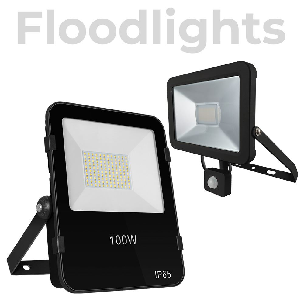 Floodlights Crompton Lamps Ltd