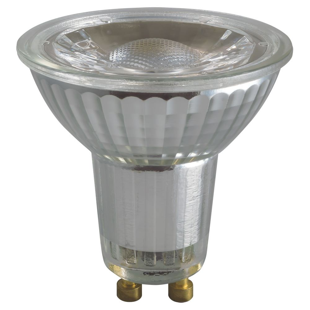 4405 - LED GU10 Glass COB 6W Dimmable 2700K