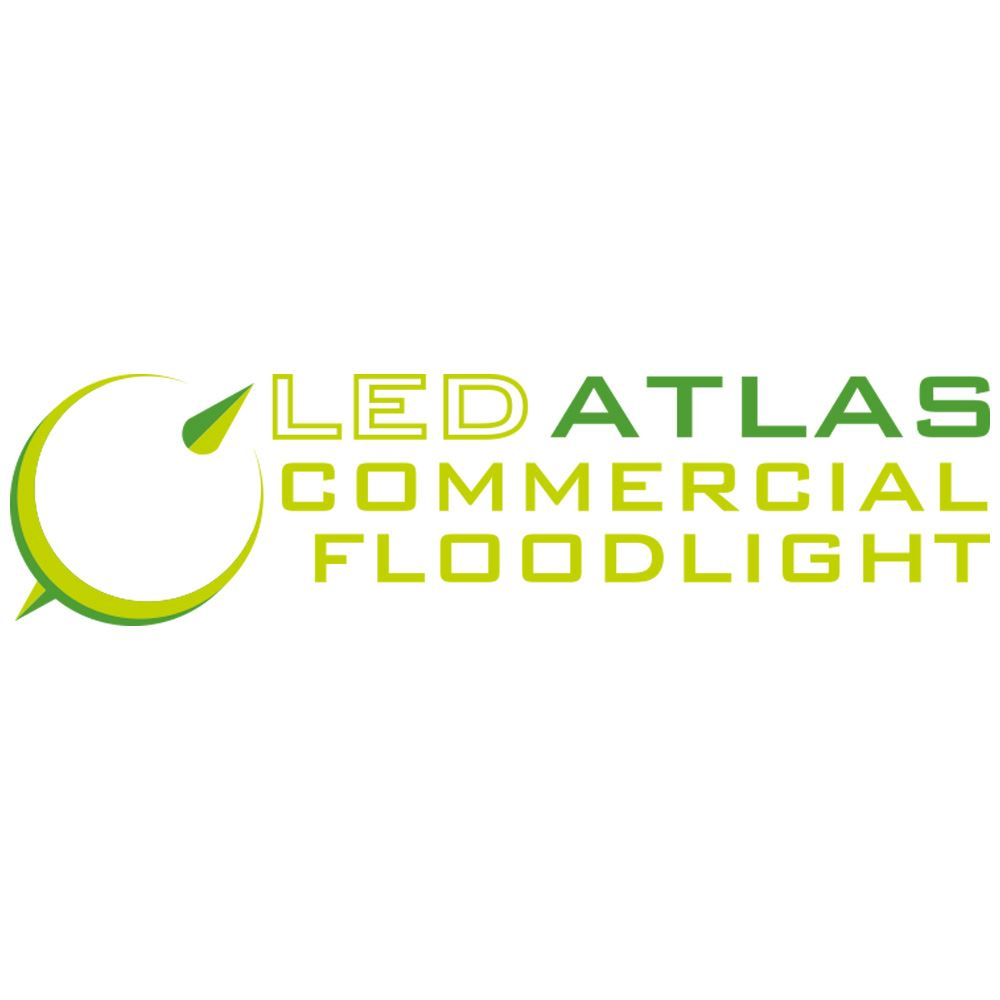 12103 - Atlas LED Floodlight Commercial 100W 4000K