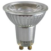 5266 - LED GU10 Glass COB 6W Dimmable 4000K