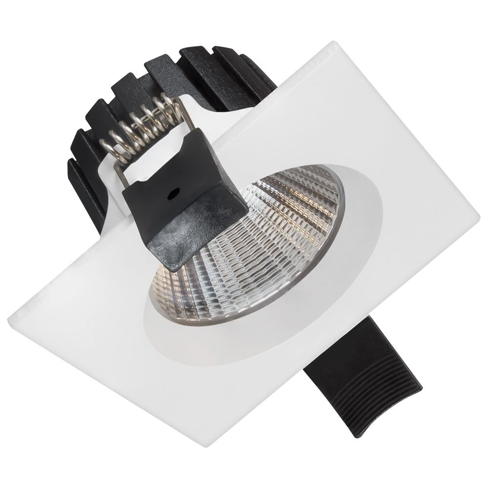 Astra Square Recessed Dimmable Downlight 8W 4000K-9547