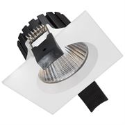 Astra Square Recessed Dimmable Downlight 8W 3000K-9530
