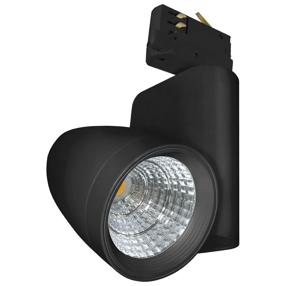6713 - Ares Track Spot-Light 35W 3000K Black