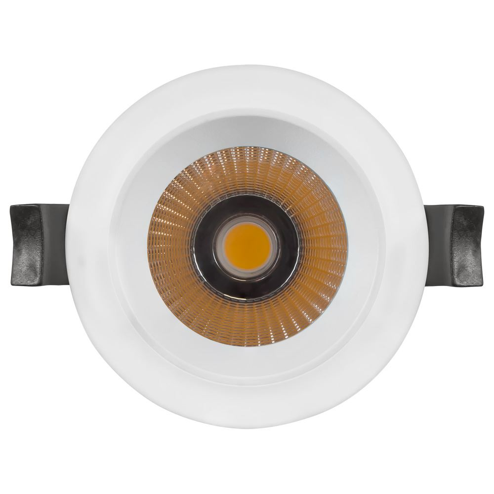 Astra Round Recessed Dimmable Downlight 8W 3000K-9516