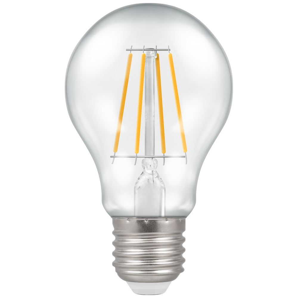 4191 - LED GLS Filament Clear 5W Dimmable 2700K ES-E27
