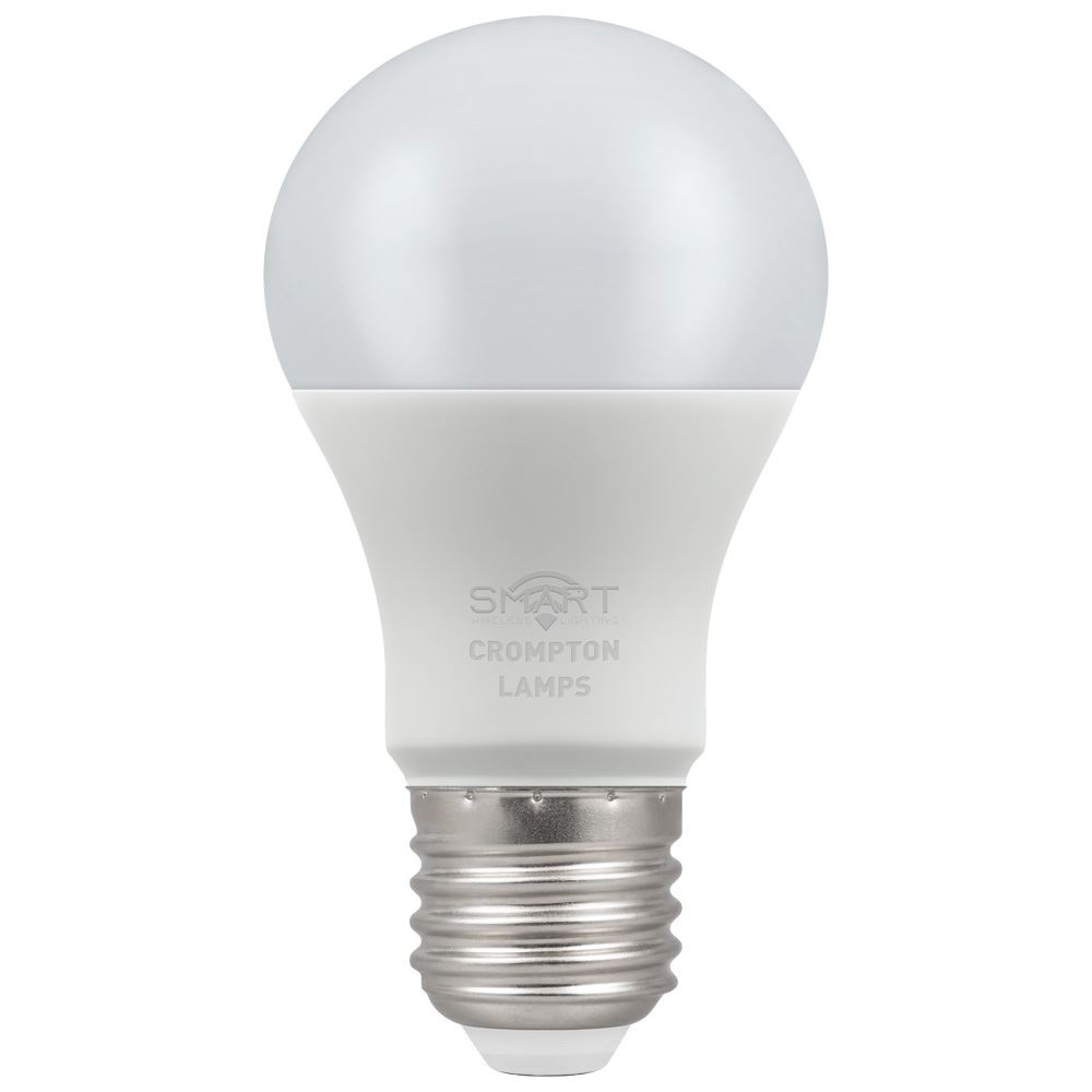 12318 - LED Smart GLS Thermal Plastic Dimmable 8.5W 3000K ES-E27