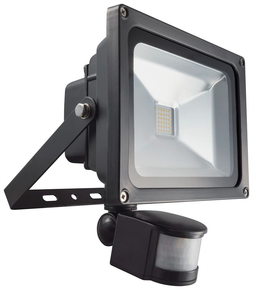 PHT20WFLPIR - LED Floodlight PIR Sensor 20W 4000K