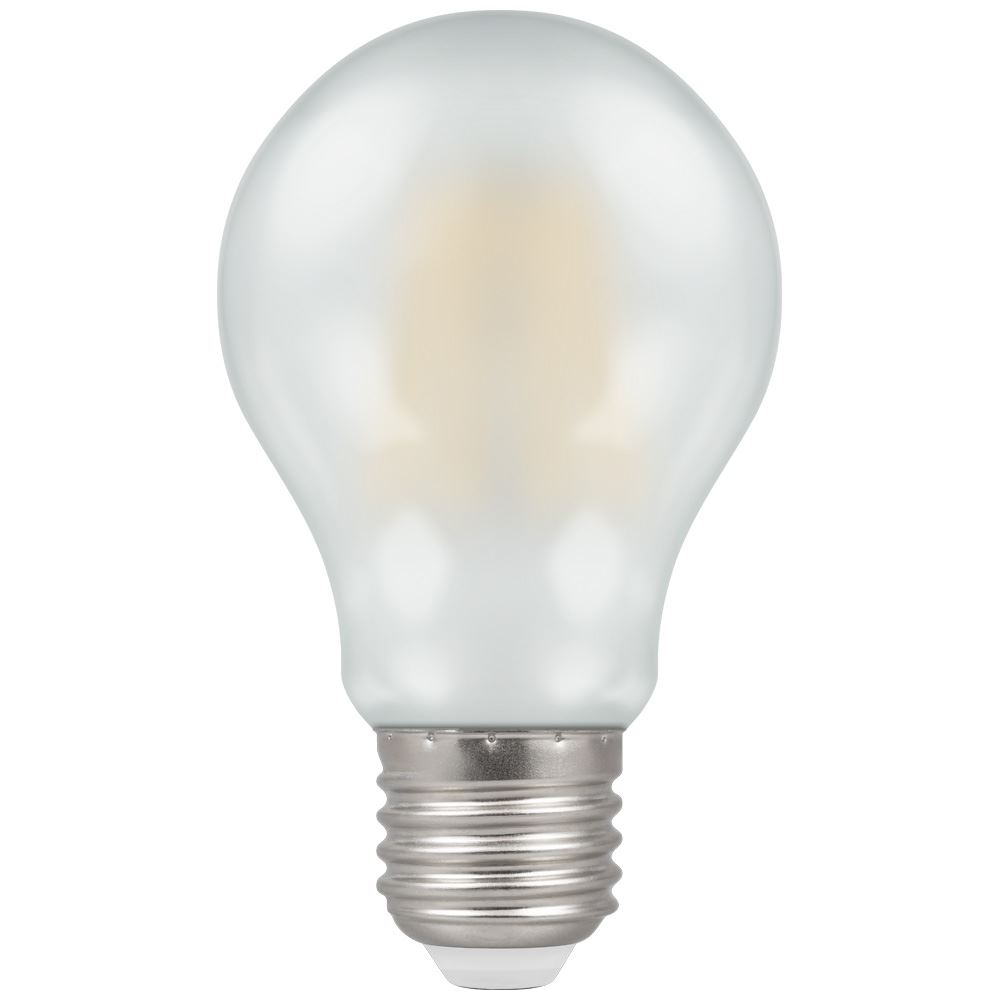 5969 - LED GLS Filament Pearl 7.5W Dimmable 2700K ES